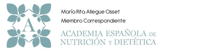 Allegue Osset, María Rita